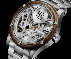 Introducing The Ralph Lauren Automotive Skeleton Steel Watch