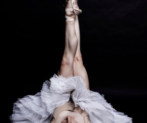 Ira Yakovleva Shows Haunting Beauty of Ballet Through Ballerinas Eyes