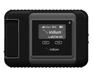 Iridium GO - a reliable global communication device