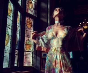 Irina Shayk by Norman Jean Roy