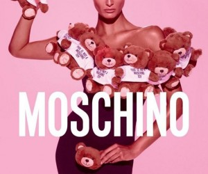 Isabeli Fontana for Moschino TOY Fragrance