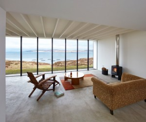 Isle of Skye Retreat Inspired by Simple Stone Agricultural Buildings