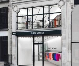 Issey Miyake Store in London by Tokujin Yoshioka