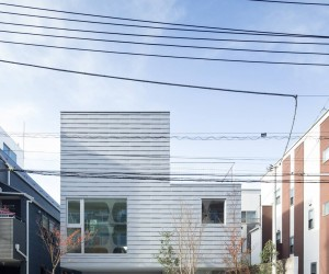 Itabashi by Naruse-Inokuma Architects