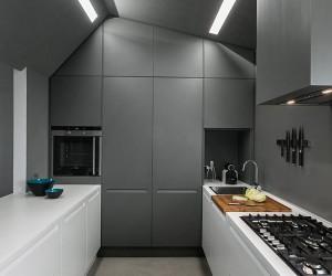 Italian Apartment by Flussocreativo