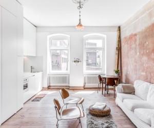 Itay Friedman Renovates 65 smq Flat in Berlin