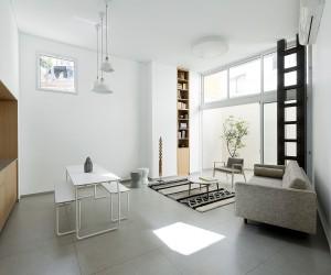 Jaffa Garden Apartment by Itai Palti