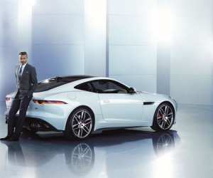 Jaguar Announces David Beckham as Chinese Brand Ambassador