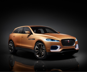 Jaguar C-X17 Sports Crossover Concept For China
