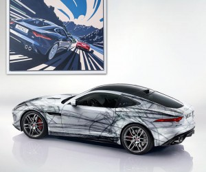 Jaguar F-Type Gets 2 Artistic Makeovers