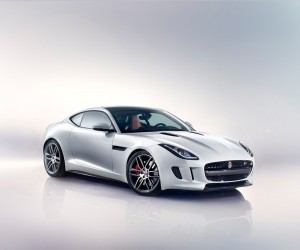 Jaguar F-Type R Coupe Sounds Psychotic