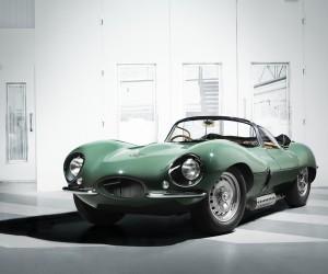 Jaguar introduces the New Original XKSS