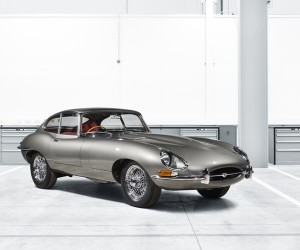 Jaguar Land Rover Classic Presents the E-Type Reborn
