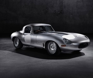 Jaguar Special Operations Brings Back The New Lightweight E-Type