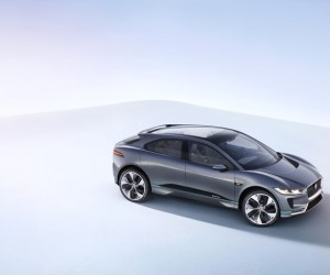 Jaguar unveils the I-Pace Concept Electric SUV