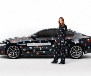 Jaguar XE by Stella McCartney Revealed