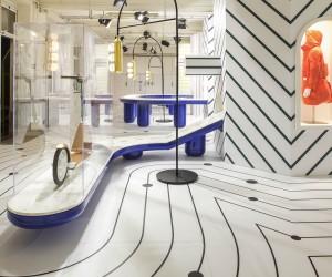 Jaime Hayon  MINIs Urban Perspectives Installation