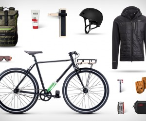 January 2018 Bike Commuter Gear