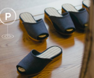 Japanese Hotel Offers Guests Nissans Self-parking Slippers