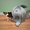 Japanese Nanotechnology Shark Pet Beds