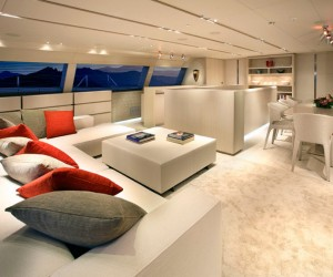 Jaw-Dropping Yacht Interiors and Decor that Blow You Away