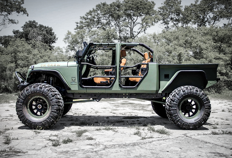 2018 jeep bandit. Contemporary Jeep To 2018 Jeep Bandit P