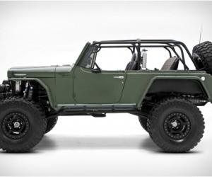 Jeep Terra Crawler | by RCH Designs