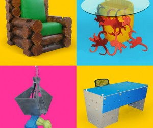 Jellio Brings Back Childhood In The Form Of Furniture