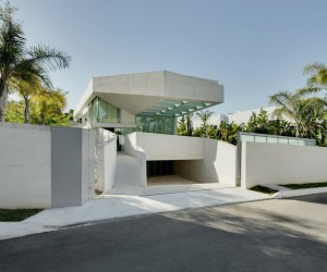 Jellyfish House by WAA