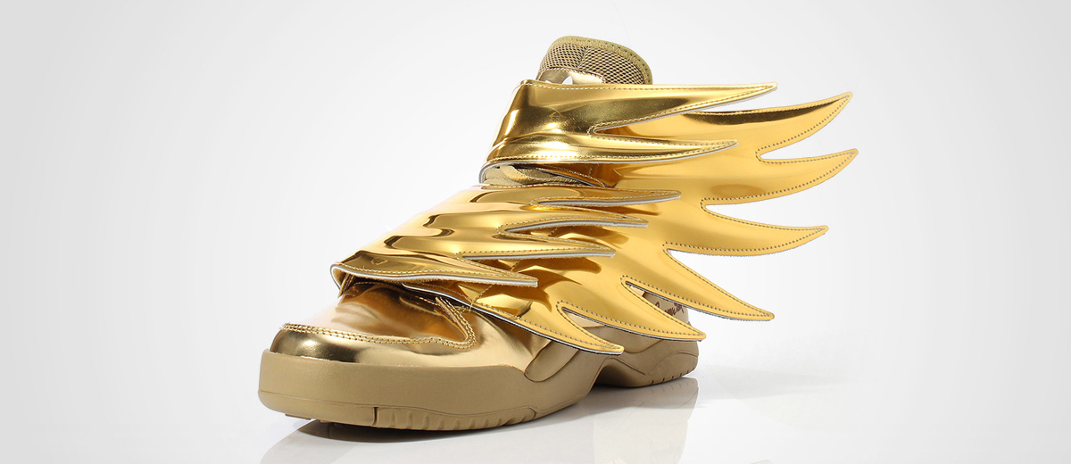 Adidas Jeremy Scott Wings 2017
