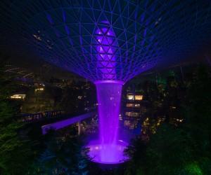 Jewel Changi Airport by Mongkol Chuewong