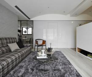 Jiang Residence by KC design studio
