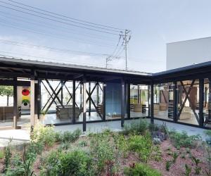 JINS Ageo Shop Renovation by Schemata Architects