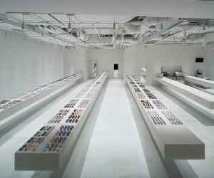 JINS Store in Shanghai by Junya Ishigami