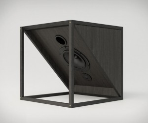 JLA End Table Speaker