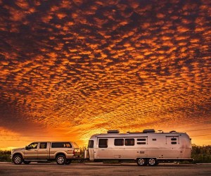 Joe Hendricks Sold Everything To Travel The America in an Airstream
