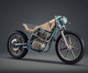 Joe Velluto Motorbike Furniture
