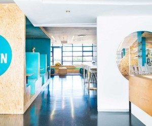 John Brown Media Offices by Inhouse Brand Architects