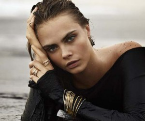 John Hardy Fall 2014 Featuring Cara Delevingne