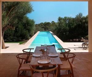 John Pawson villa rental in Mallorca