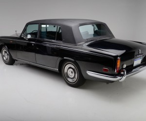 Johnny Cashs 1970 Rolls Royce Silver Shadow Headed to Auction