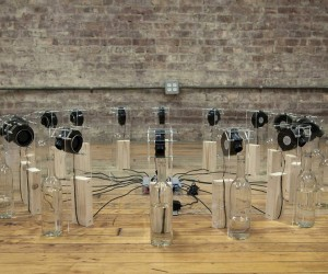 Joo Costa's installation turns Wind into Sound