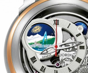 Jordi Swiss Icon unveils the Icons of the World Geneva