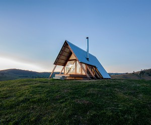 JRs Eco Hut Glamping in Gundagai