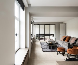 JUMA Refurbishes and Old Town House in Bruges