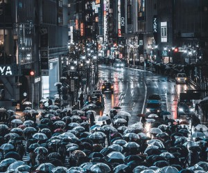 Jun Yamamoto Captures The Magic of Japan Streets at Night