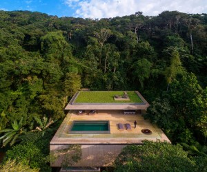 Jungle House by Studio MK27, Brazil
