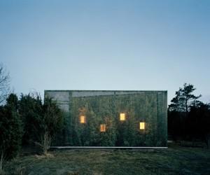 Juniper House in Gotland by Murman Arkitekter