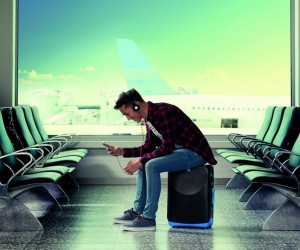 Jurni Pop-out Pod Suitcase