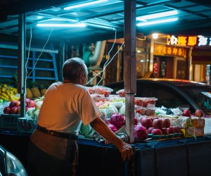 Just Another Night in Taipei: Atmospheric Street Photography by Alessandro Zanoni